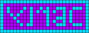 Alpha pattern #2894