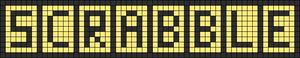 Alpha pattern #2895
