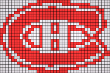 Alpha pattern #2915