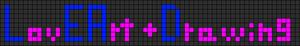 Alpha pattern #2932