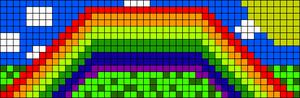 Alpha pattern #2934