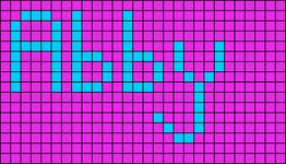 Alpha pattern #2942