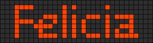 Alpha pattern #2949