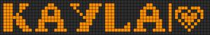 Alpha pattern #2951