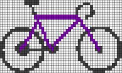 Alpha pattern #2963