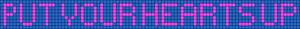 Alpha pattern #2970