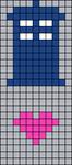 Alpha pattern #2976
