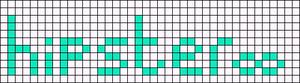 Alpha pattern #2982