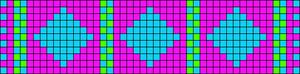 Alpha pattern #2985