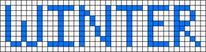 Alpha pattern #2988
