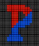 Alpha pattern #2989