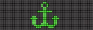 Alpha pattern #2994