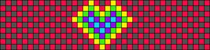 Alpha pattern #3000