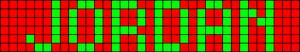 Alpha pattern #3006