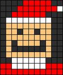 Alpha pattern #3010