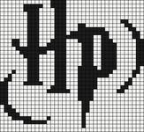 Alpha Friendship Bracelet Pattern #3020