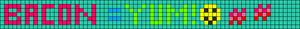 Alpha pattern #3023