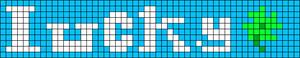 Alpha pattern #3024