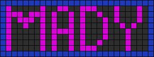 Alpha pattern #3045