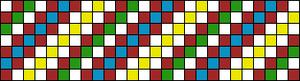 Alpha pattern #3047
