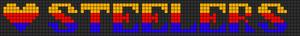 Alpha pattern #3048