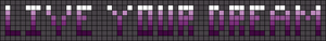 Alpha pattern #3077