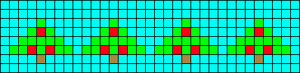 Alpha pattern #3090