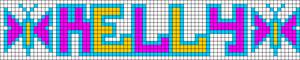 Alpha pattern #3094