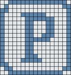 Alpha pattern #3095