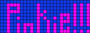 Alpha pattern #3096