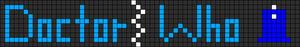 Alpha Friendship Bracelet Pattern #3100
