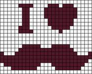 Alpha pattern #3102