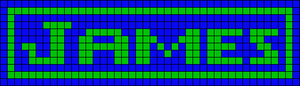 Alpha pattern #3105