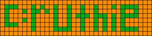 Alpha pattern #3106
