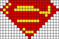 Alpha Friendship Bracelet Pattern #3108