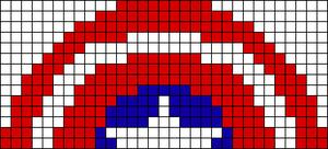 Alpha pattern #3110