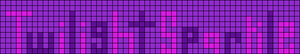 Alpha pattern #3123