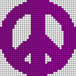 Alpha pattern #3124