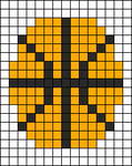 Alpha pattern #3128