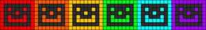 Alpha pattern #3144