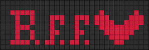 Alpha pattern #3152