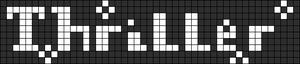 Alpha pattern #3153