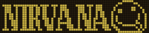 Alpha Friendship Bracelet Pattern #3159