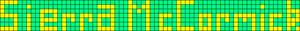 Alpha pattern #3183