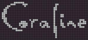 Alpha pattern #3187