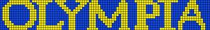 Alpha pattern #3190