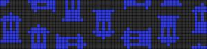 Alpha pattern #3196