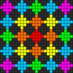 Alpha pattern #3199