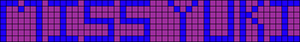 Alpha pattern #3204
