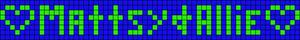 Alpha pattern #3212
